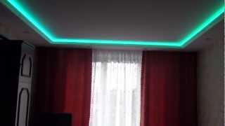 видео натяжные потолки ивантеевка