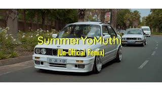 Blaq Diamond Ft Eminem , 50 Cent , Chris Brown & T Pain - SummerYoMuthi (Un - Official Remix)