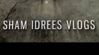 Sham Idrees Vlogs New Intro Song By Mubashir Hassan