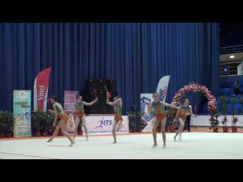 Bulgaria   Juniors Group   Clubs   Irina Deleanu Cup 2017