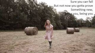 Marit Larsen-Solid Ground With Onscreen Lyrics
