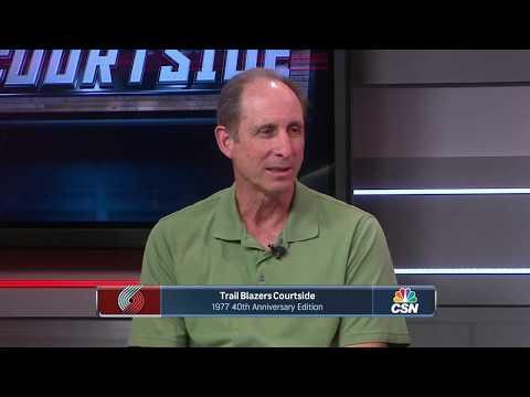 Bob Gross Shares Fond Memories of 1977 NBA Finals