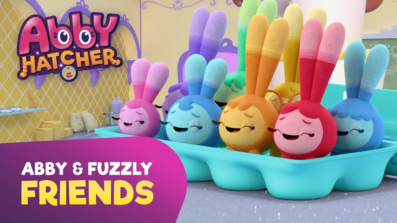 Abby Hatcher | Episode 22 - Squeaky Peepers' Missing Snug | PAW Patrol Official & Friends