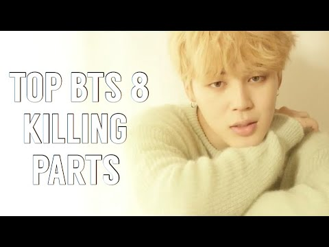BTS | Top 8 Killing Parts
