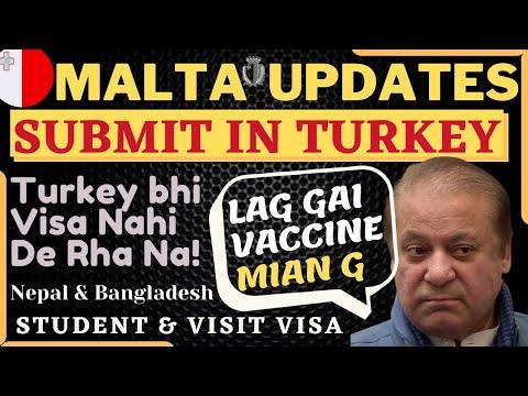 Submit Malta VFS Documents In Turkey \u0026 UAE I VFS Appointments Issue In Dubai Abu Dhabi UAE indir
