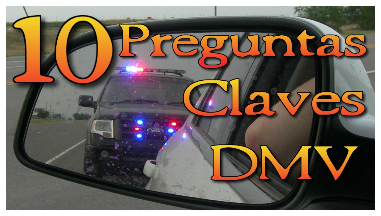 Reglas del DMV en el estado de Florida para la prueba de ...