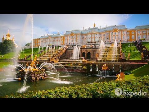 St. Petersburg Video Travel Guide | Expedia