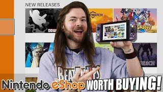 10 Nintendo Switch eShop Games Worth Buying