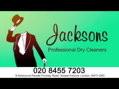 Jacksons Profesional Dry Cleaners
