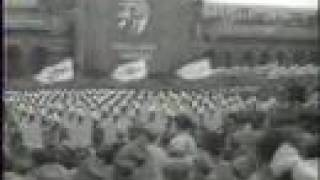 Soviet May Day in Moscow 1960/5/5