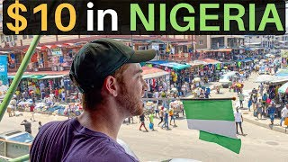 What Can 10 Get in LAGOS NIGERIA craziest city