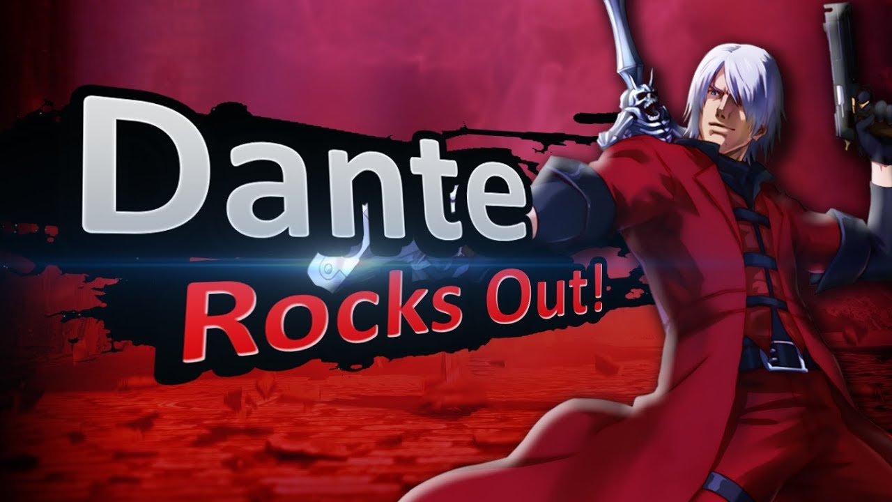 Image result for Smash Bros Ultimate Dante