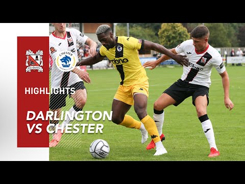 Darlington Chester Goals And Highlights