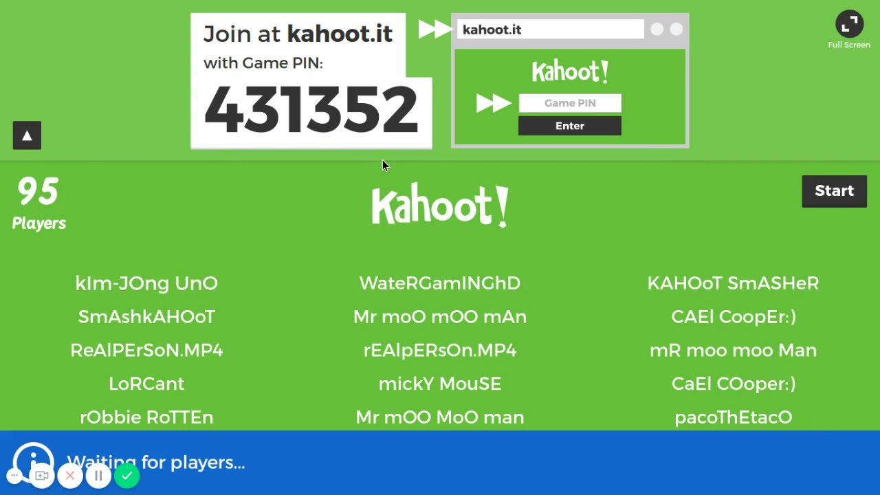 how to download and use kahoot smasher