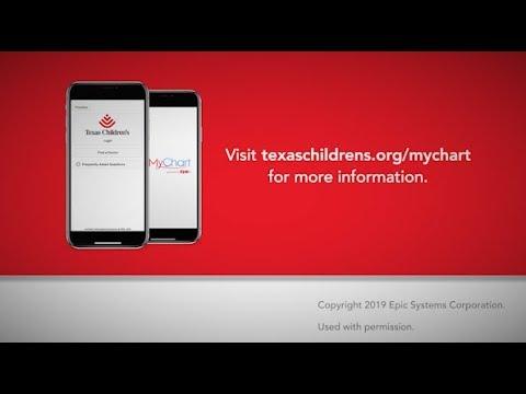 Texas Children S Mychart Patient Portal Youtube
