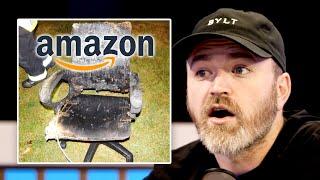 Amazon Basics Products Catching Fire