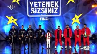 Orkhan Azizov BREAK DANCE vs LEZGINKA (KAFKAZ DANSI) hd goruntu Final Yetenek Sizsiniz Türkiye2016