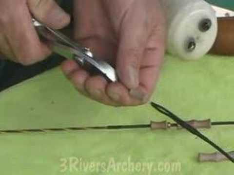 3Rivers Archery:  Dale Karch Installing No-Gloves