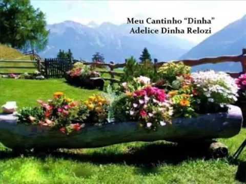 Meu cantinho dinha adelice dinha relozi youtube for Jardines decoraciones