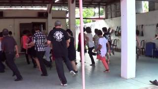 QUIERO Line Dance @ Le Port, Reunion Island