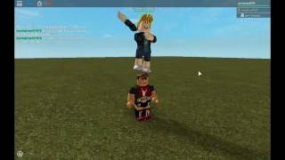 Vlog on Roblox with my friend!!!