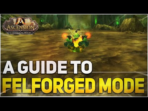 JOINING THE BURNING LEGION - A Fel-Touched Guide - World of Warcraft - Project Ascension Season 5