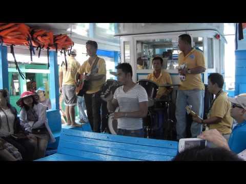 Tour 4 Đảo Nha Trang 2014 - Friendly Travel Nha Trang