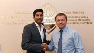 ФК Шахтер подписал новый контракт с Паулу Фонсекой