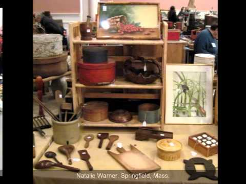 Nan Gurley's Portsmouth Antiques Show