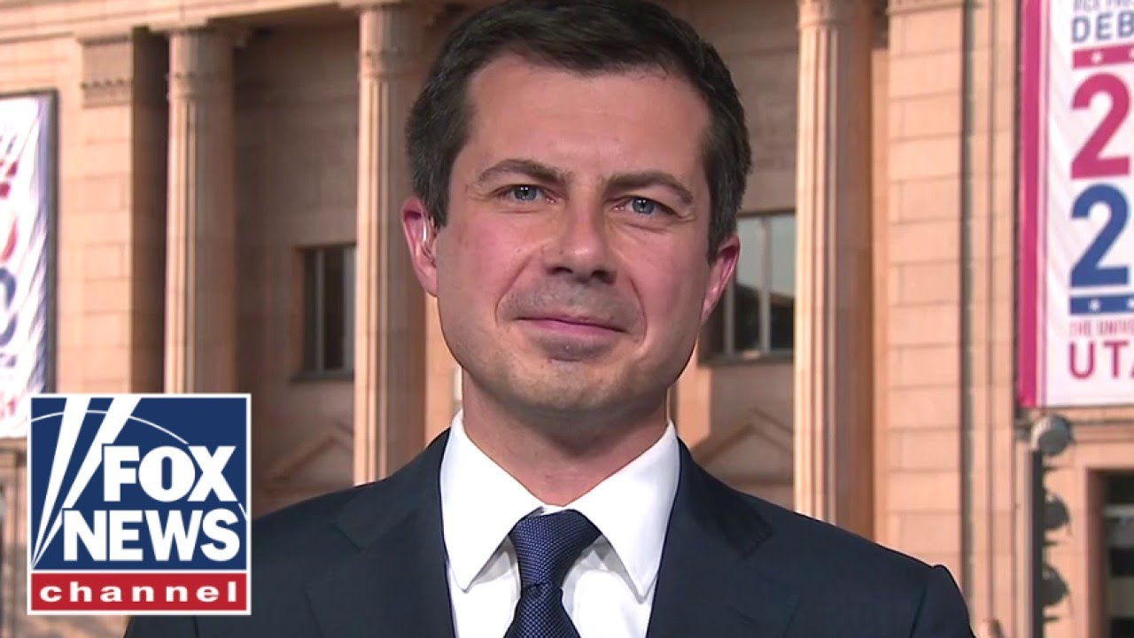 Pete Buttigieg: Pence can deliver 'outrageous' talking points with a straight face