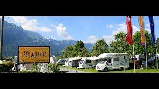 Camping LAZY RANCHO Interlaken, un camping con acento latino.