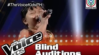 """The Voice Kids Philippines 2016 Blind Auditions: """"Ang Aking Buhay"""" by Baina"""