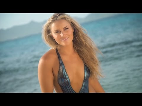 Lindsey Vonn - Bodypainting - Sports Illustrated Swimsuit 2016