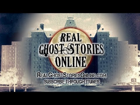 Real Ghost Stories: Pilgrim State Hospital Ghosts
