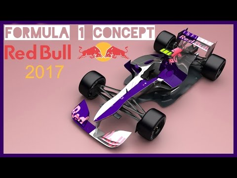 ♕ RED BULL Racing F1 2017 / Formula 1 Concept / F1 news ▄ ▀▄ ▀▄