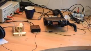 видео Симметричный тюнер S-match