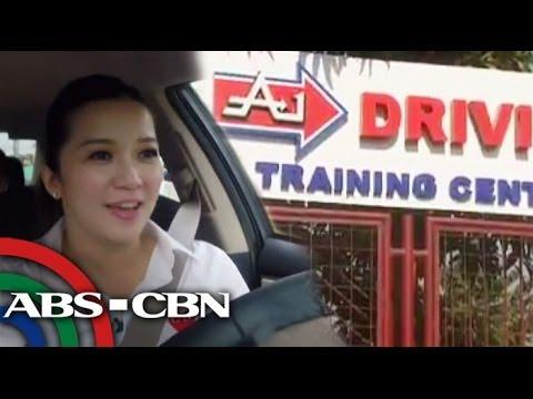 Kris TV: Kris takes basic driving course