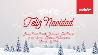 ¡¡Felices Fiestas!! - Mannequin Challenge Navideño Wolder