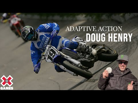 Adaptive Action: Doug Henry - ESPN X Games