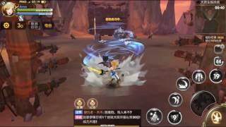 Gameplay Dragon Nest Mobile