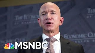 With Jeff Bezos, Has The Enquirer Messed With The Wrong Guy? | Morning Joe | MSNBC