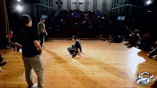 Finał Footwork Contest | Wschodnia Bitwa vol. 1