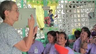 Ahon Sa Hirap, Inc (A Microfinance NGO) President Interview