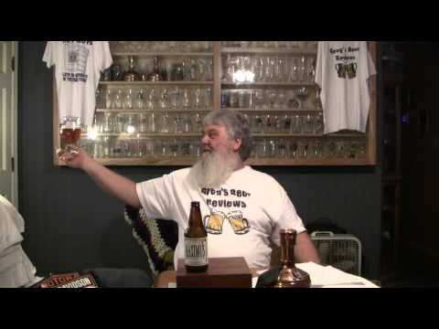 Beer Review # 599 Lagunitas Brewery Maximus Imperial IPA