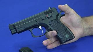 A Smaller CZ: The CZ 75 Compact
