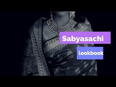 Sabyasachi  BANARASI Look book! Traditional saree