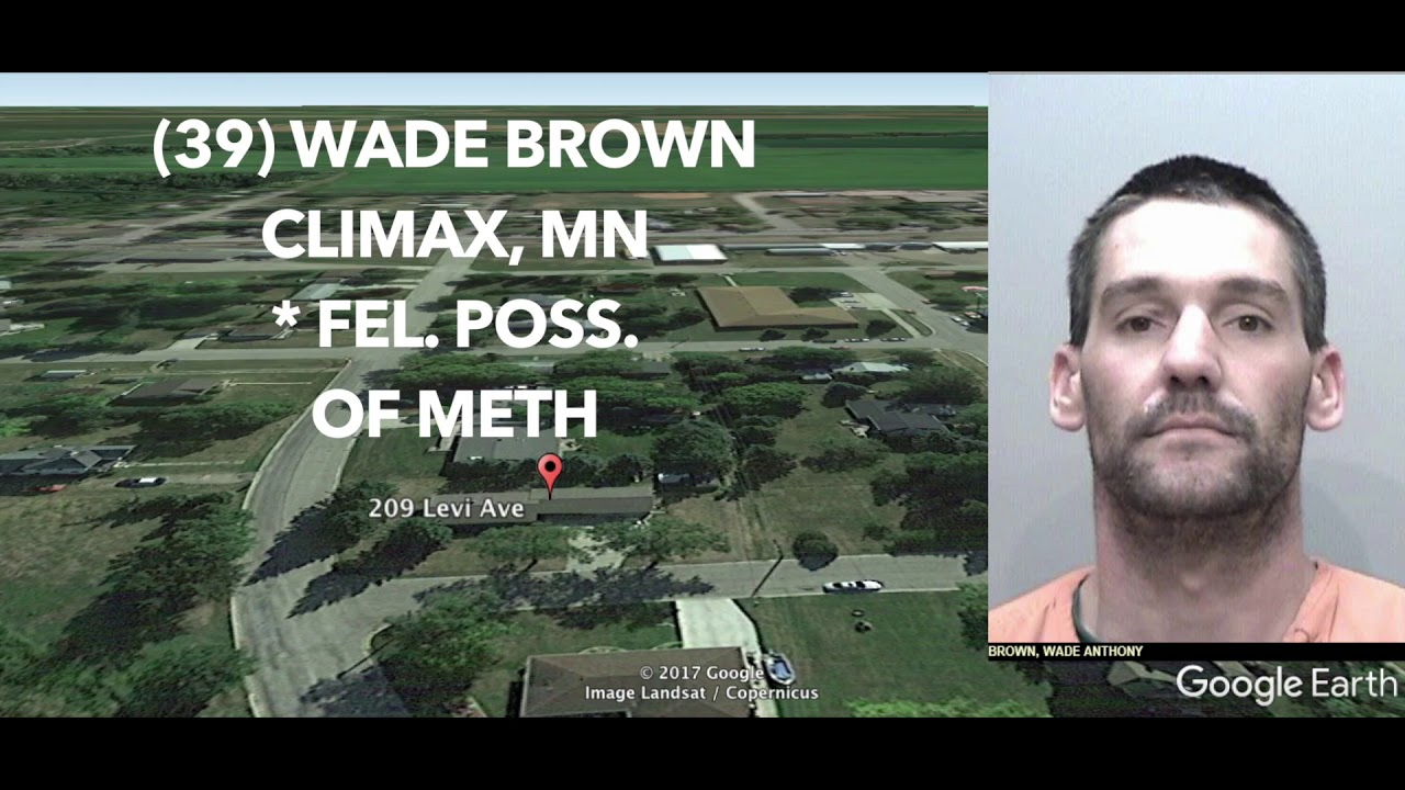 Climax, MN Man Facing Felony Charge, After Task Force Investigation