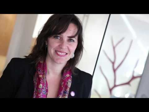 Ana Miranda entrevistada no Galicia por Diante