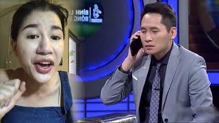 """Trang Trần """"mắng"""" BLV Quốc Khánh là """"trẻ trâu"""" khi """"cà khịa"""" Bùi Tiến Dũng"""