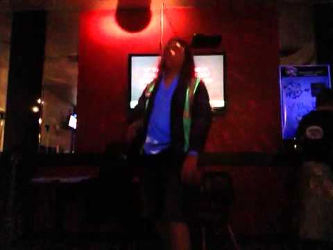 Safety jack karaoke love song at the dragon lounge